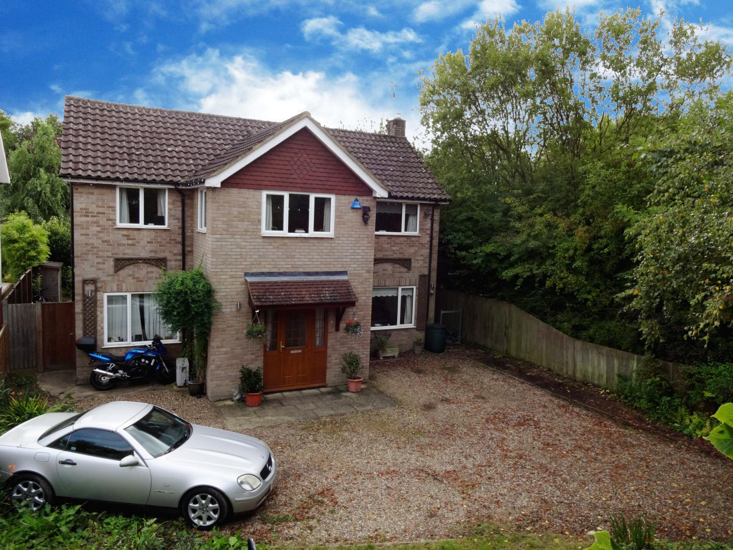 4 Bedrooms Detached House for sale in Limes Avenue, Horley